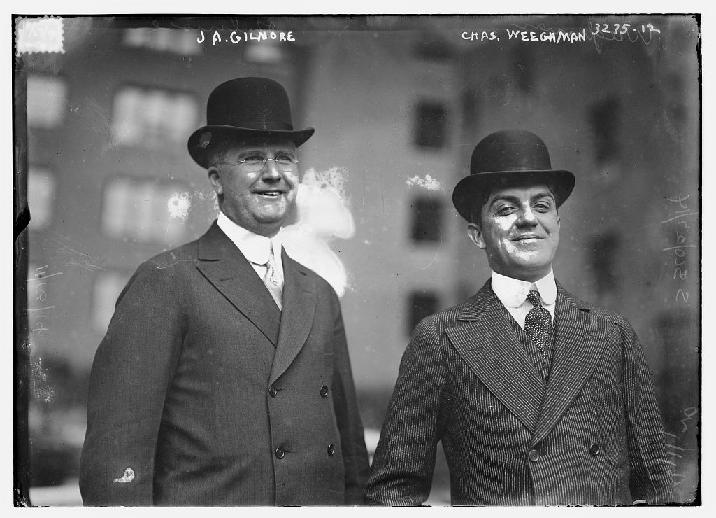 Gilmore and Weeghman