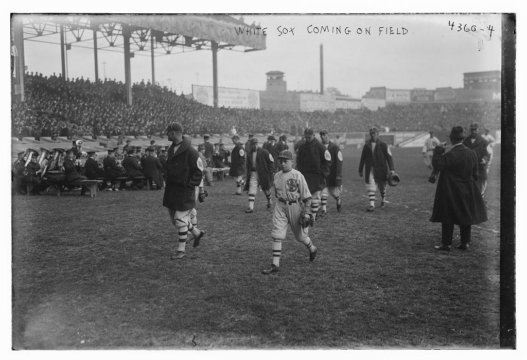 Sox in 1917 WS